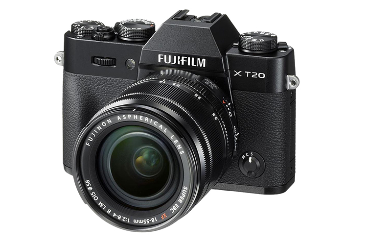 Fujifilm X T20 Eisa Awards 2017