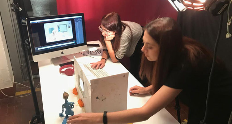master in stop motion