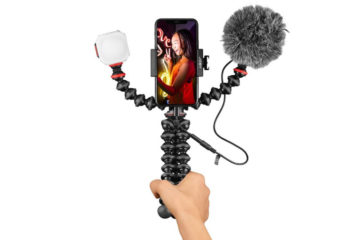 Gorillapod Joby Vlogging Kit Jb01645 Bww Influencer