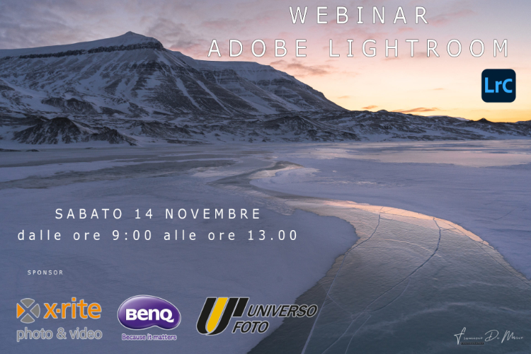 webinar Adobe Lightroom