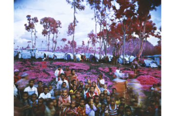 Richard Mosse - Lost Fun Zone, Congo - Serie Infra